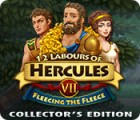 12 Labours of Hercules VII: Fleecing the Fleece Collector's Edition 게임