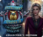 Detectives United II: The Darkest Shrine Collector's Edition 게임