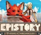 Epistory: Typing Chronicles 게임