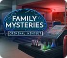 Family Mysteries: Criminal Mindset 게임