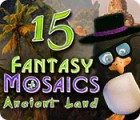 Fantasy Mosaics 15: Ancient Land 게임