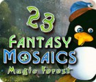 Fantasy Mosaics 23: Magic Forest 게임