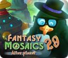 Fantasy Mosaics 29: Alien Planet 게임
