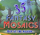 Fantasy Mosaics 35: Day at the Museum 게임