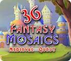 Fantasy Mosaics 36: Medieval Quest 게임