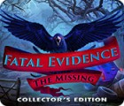 Fatal Evidence: The Missing Collector's Edition 게임