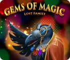 Gems of Magic: Lost Family 게임