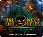 Halloween Chronicles: Cursed Family Collector's Edition 게임