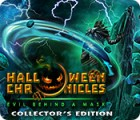 Halloween Chronicles: Evil Behind a Mask Collector's Edition 게임