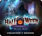 Halloween Stories: Defying Death Collector's Edition 게임