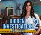 Hidden Investigation 2: Homicide 게임