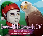 Incredible Dracula IV: Game of Gods Collector's Edition game