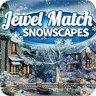 Jewel Match: Snowscapes 게임