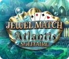 Jewel Match Solitaire Atlantis 게임