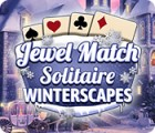 Jewel Match Solitaire: Winterscapes 게임