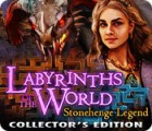 Labyrinths of the World: Stonehenge Legend Collector's Edition 게임