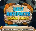 Lost Artifacts: Golden Island Collector's Edition game