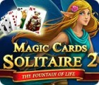 Magic Cards Solitaire 2: The Fountain of Life 게임