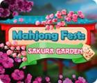 Mahjong Fest: Sakura Garden 게임
