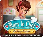 Mary le Chef: Cooking Passion Collector's Edition 게임