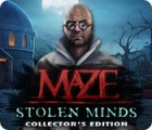 Maze: Stolen Minds Collector's Edition 게임
