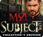 Maze: Subject 360 Collector's Edition 게임