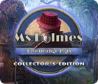 Ms. Holmes: Five Orange Pips Collector's Edition 게임