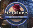 Ms. Holmes: Five Orange Pips 게임