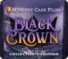 Mystery Case Files: Black Crown Collector's Edition 게임