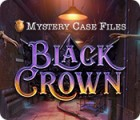 Mystery Case Files: Black Crown 게임