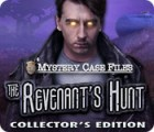 Mystery Case Files: The Revenant's Hunt Collector's Edition 게임