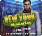 New York Mysteries: The Outbreak Collector's Edition 게임