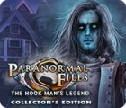 Paranormal Files: The Hook Man's Legend Collector's Edition 게임
