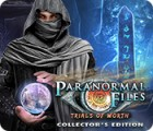 Paranormal Files: Trials of Worth Collector's Edition 게임