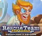 Rescue Team: Evil Genius Collector's Edition 게임