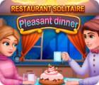 Restaurant Solitaire: Pleasant Dinner 게임
