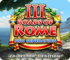 Roads of Rome: New Generation III Collector's Edition 게임