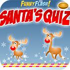 Santa's Quiz 게임