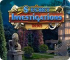 Secret Investigations: Themis 게임