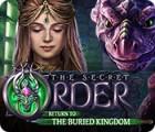 The Secret Order: Return to the Buried Kingdom 게임