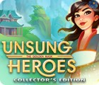 Unsung Heroes: The Golden Mask Collector's Edition 게임