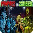 Vampires vs. Zombies 게임