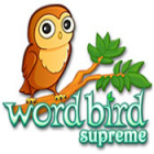 Word Bird Supreme 게임