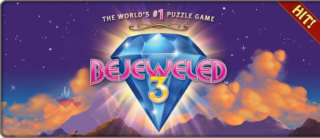 Bejeweled 3 exclusive game