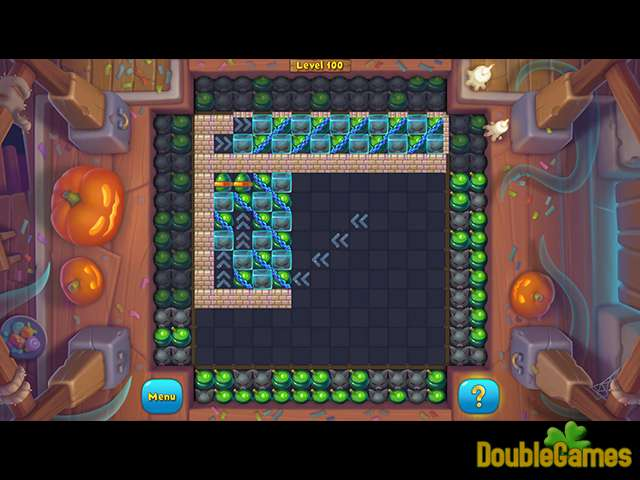 Free Download Halloween Marbles Screenshot 2