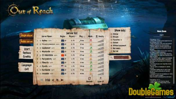 Free Download Out of Reach Screenshot 1