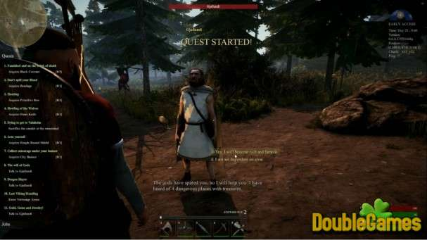 Free Download Valnir Rok Survival RPG Screenshot 5